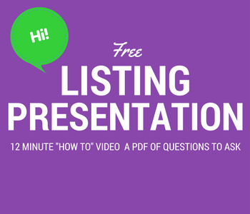 Neil Mathweg Onion Juice - How I Won 99% of My Listing Presentations