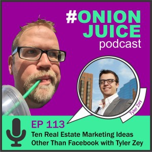 Ten Real Estate Marketing Ideas with Tyler Zey - Episode 113